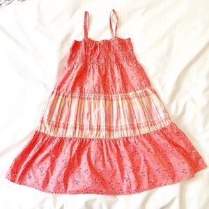 At Last girl's summer dress - large
